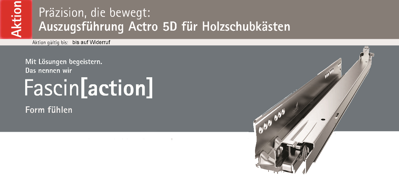 HBV Aktion ACTRO 5D