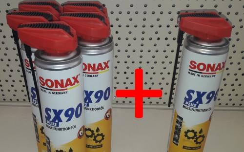 SONAX Sonderaktion 5+1
