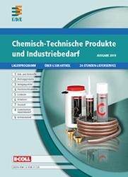 Lagerliste Chemisch-Technische Produkte und Indutriebedarf