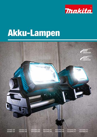 Akku-Lampen