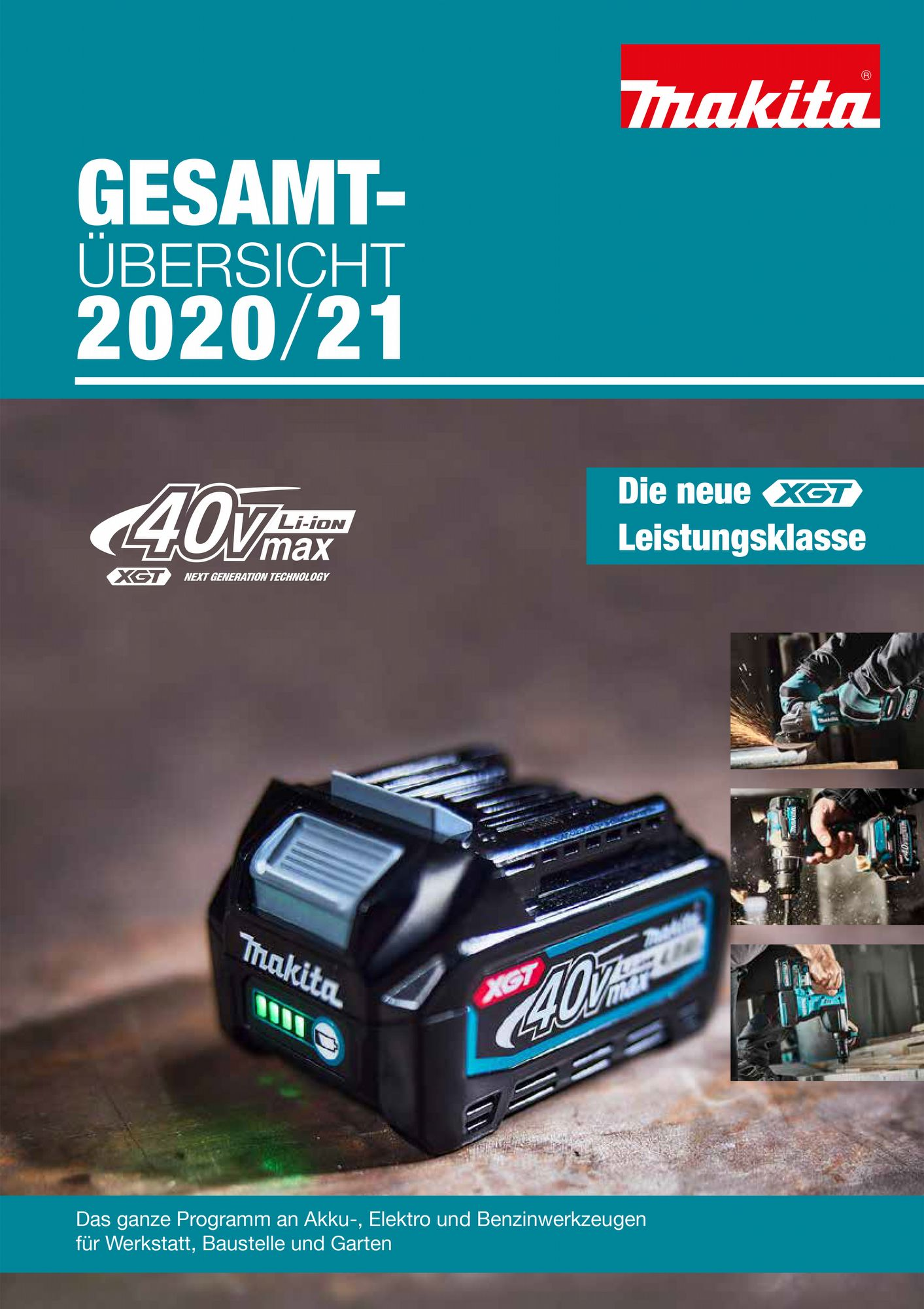 Makita Katalog 2020 2021
