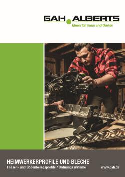 GAH Katalog Heimwerkerprofile
