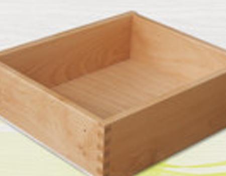 Format Holzschubkasten Konfigurator