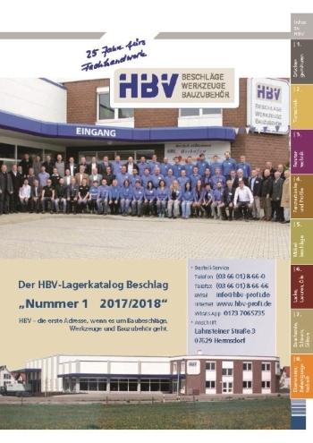 Katalog HBV 2017-2018