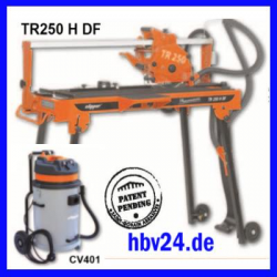 Norton Fliesenschneidmaschine TR 250 H DF - Phenomen incl. Diamants.